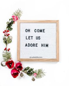 "978 Likes, 54 Comments - ↟Caleb & Stefanie↟ (@unshakablecrown) on Instagram: ""Oh Come Let Us Adore Him! Happy Christmas Eve, friends! _____ I'll be honest, more times than I'd…"""
