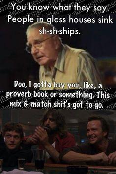 Boondock Saints movie quote
