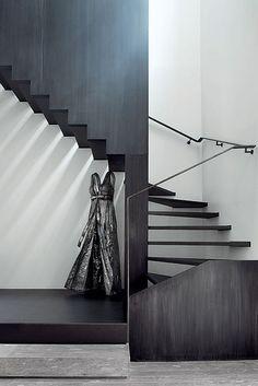 The Art of Living: Paris Triplex by Elliott Barnes   Projects   Interior Design