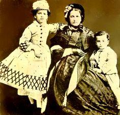 Marquesa de Santos e filhos