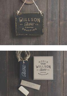 Willson Bart by Jorgen Grotdal, via Behance