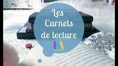 Les Carnets de Lecture, Book Journal...     - Les Chroniques de la Fraise - YouTube Fitbit, Journal, Reading, Notebooks, Strawberry Fruit, Organization, Reading Books
