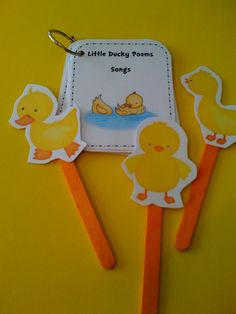 Preschool Printables: Free Duck Printable