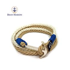 Nautical Bracelet, Nautical Jewelry, Marine Rope, Everyday Look, Anklet, Handmade Bracelets, Jewelry Collection, Handsome, This Or That Questions