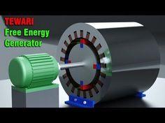 Free Energy Generator Magnetic Motor 2017 Permanent