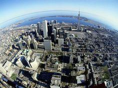 Image for Birds Eye View of Toronto Canada – Japan Photography Desktop Canada Pictures, Glacier, View Wallpaper, Samos, Toronto Canada, Canada North, Birds Eye View, Hd 1080p, Canada