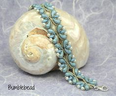 Bracelet made with Zoliduo beads
