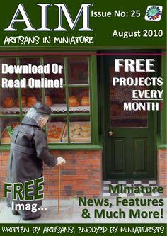 AIM Mag August 2010 Issue 25.   Scribd