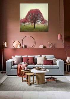 mexican home decor bedroom Zen Bedroom Decor, Living Room Decor, Master Bedroom, Living Room Green, Terracota, Home Decor Trends, Decor Ideas, Decor Diy, Home Furnishings