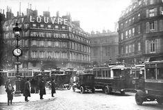 Paris in the 20s.