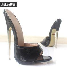 187844996446 jialuowei Brand New Women Summer sandals 18cm 7