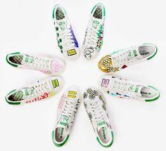 Les Stan Smith signées Pharrell Williams pour adidas Originals http://www.vogue.fr/mode/news-mode/diaporama/pharrell-williams-pour-adidas-originals-les-stan-smith-en-vente-chez-colette/18976