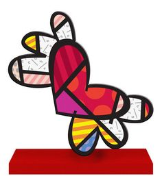 Romero Britto - tattoo????