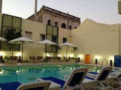 Hotel America in Refugios, Cuba