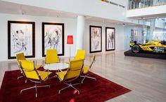 Inside Saxo Bank's Art-filled Headquarters - Office Snapshots