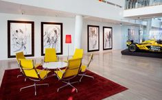 Inside Saxo Banks Art-filled Headquarters - Office Snapshots