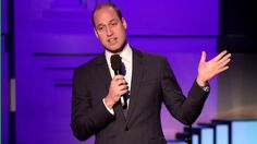 """""""Be proud of the person you are,"""" the Duke of Cambridge says in a message to an awards ceremony."""