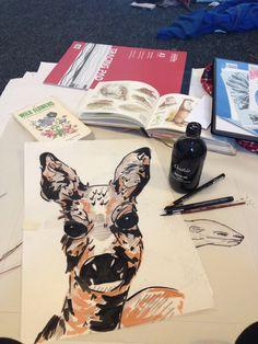 deer design sophie eccleston