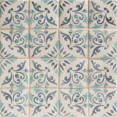 Duquesa Fatima Decorative Field Tile