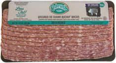Uncured No Sugar Buckin' Bacon Whole 30 Approved, Aip Diet, Protein Supplements, High Protein, Bacon, Nova, Keto, Sugar, Foods