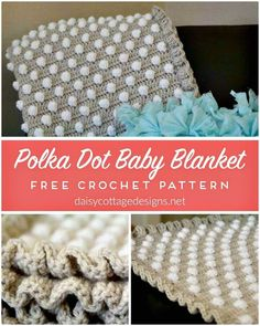 100 Free Crochet Blanket Patterns to Try Out This Weekend - DIY & Crafts