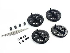Parrot AR Drone 2.0 & 1.0 Quadcopter Spare Parts Motor Gears & Shafts Black -- Read more reviews of the product by visiting the link on the image.