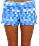 Checkered Flag: Performance Tennis Short - From Show No Love tennis.  Cute!