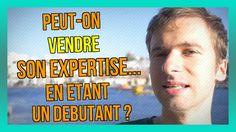 Peut-on vendre son EXPERTISE... en étant un DÉBUTANT ? (19/365) : https://www.youtube.com/watch?v=7RojGNVCpOQ&list=PLlNaq4hbeacQso7BcO89UKoc9r0qh5kCL :) #Vendre #Commerce #Entreprise #Entrepreneur #Débutant #Expérience #Expertise