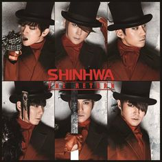 "shinhwa | Shinhwa 神話 – Back With A New Album!!! ""The Return ..."