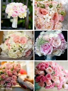 I certainly don't need a wedding boquet... but these are simply beautiful