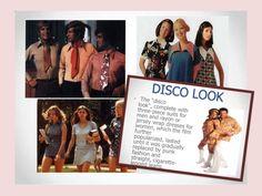 70'S LOOK DISCO ERA