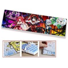 Date A Live Wired USB Keyboard
