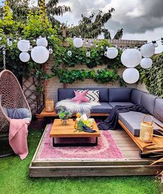 Outdoor Rooms, Outdoor Living, Outdoor Balcony, Outdoor Lounge, Balcony Garden, Outdoor Seating, Rustic Outdoor Decor, Backyard Patio Designs, Patio Ideas
