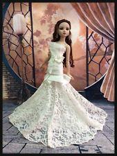 "PKPP-646 Tonner Ellowyne Princess Wedding Mermaid Gown dress outfit dolls 16"""