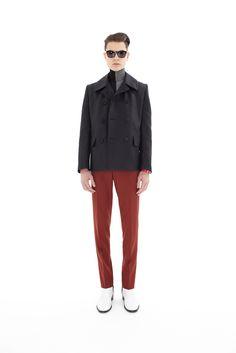 Balenciaga Fall 2012 Menswear