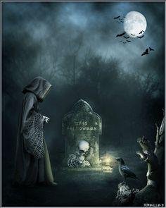 Ambiance Halloween by MireilleD.deviantart.com on @DeviantArt