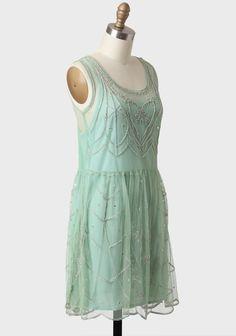 Dream A Little Dream Embellished Dress   Modern Vintage Dresses
