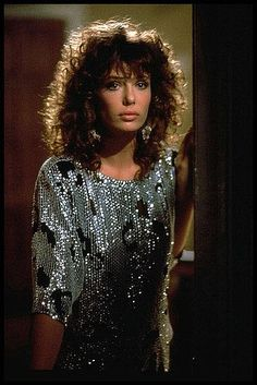 Clothing from John Hughes movie Weird Science worn by Kelly Lebrock