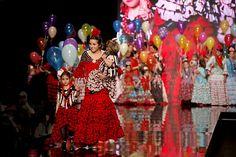 "Moda y +: Desfile Flamenca Infantil ""Menuda Pasarela"" - SIMOF 2013"