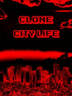 a graphic i made a while ago and dont know what to do with.   #graphic #graphicdesign #city #night #red Night City, Alaska, Graphic Design, Red, How To Make, Movie Posters, Life, Film Poster, Popcorn Posters