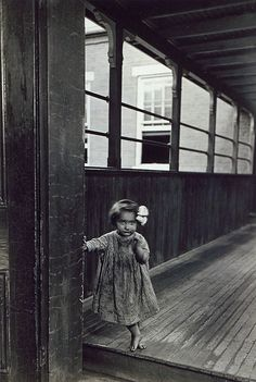 Lewis W. Hine: Little Orphan Annie in a Pittsburgh Institution, ca. 1910, printed later - silver print on paper (Smithsonian)