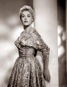 Vintage Glamour Girls: Jill Adams