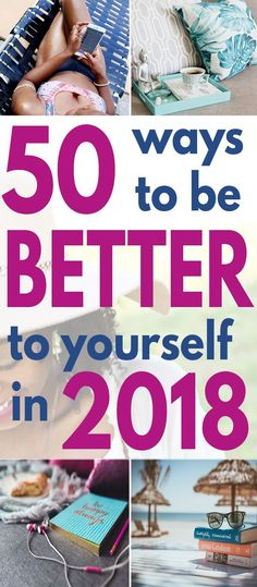 You can never have enough self-care ideas! Here are 50 ways you can be better to yourself! via @lifeandabudget #selfcare #selfcaretips