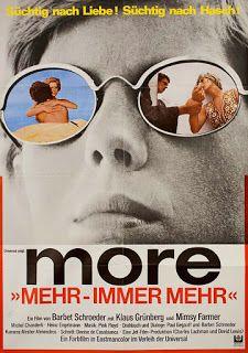 ThinkFloyd61: Pink Floyd & Barbet Schroeder - More (1969) 180 Gr Re 2016 EU LP (FLAC)
