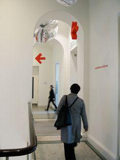 Temporary Exhibition Wayfinding ... follow us  @  www.pinterest.com/signbrand