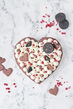 Na vidličku: Sušenkový dort Oreos, Sugar, Cookies, Cake, Food, Deserts, Bombshells, February, Mascarpone