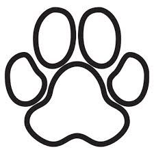 Image result for cat paw print