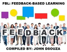 Feedback is vital in just about all learning contexts. How children learn from…