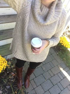 knit sweater. autumn women fashion outfit clothing stylish apparel @roressclothes closet ideas