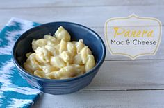 This is *THE* recipe for Paneras rich and creamy Mac & Cheese. The best part: it comes together in about 20 minutes! #paneramacandcheese #foodfolksandfun